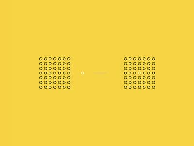 Working Together uxui ui ux design freelancers white black yellow flat design