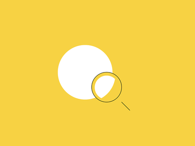Custom Icon for our website -  Research iconography user interface uxui ui ux flat design minimal white black icon yellow