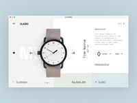 CLAÃRC Product Page