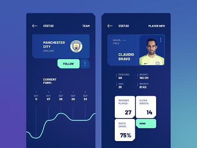 Goalbet mobile interface design graphic design product design visual design user interface design ui design android material ios mobile app design ui ux