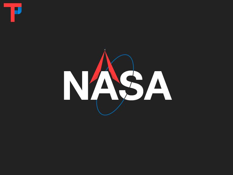 Nasa Logo 2 By Taylor Paschal Dribbble Dribbble