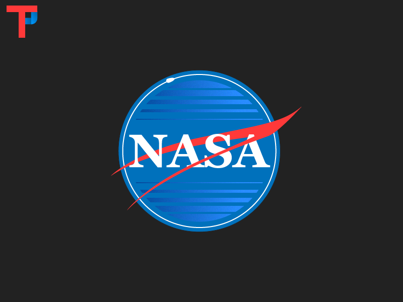 Nasa Logo 5 By Taylor Paschal On Dribbble