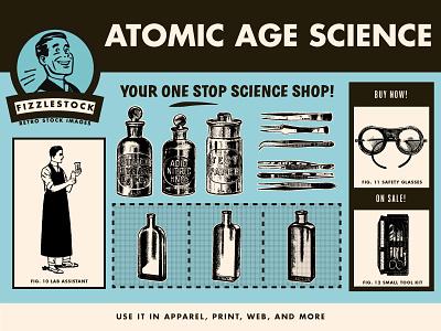 Atomic Age Science II