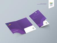 Folder Design Concept brochure design brochure folder design folder