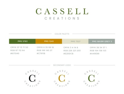 Cassell Creations