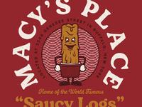 Macy's Saucy Logs