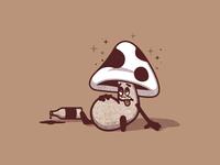 The Stuffed Mushroom