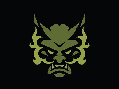 Fun new project in the works for Green Demon Spirits. stronghold studio buffalo ny branding typography illustration packaging whiskey liquor alcohol shots green tea monster devil demon