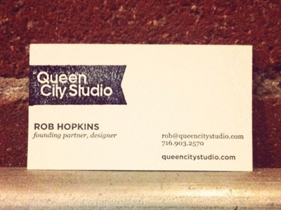 QCS Business Card