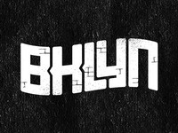BKLYN Type Treatment for Converse