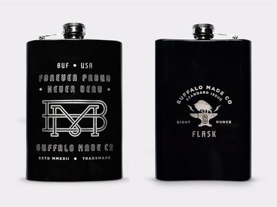 """BMCO """"Standard Issue"""" Flasks"""