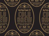 BMCO Cold Brew Label
