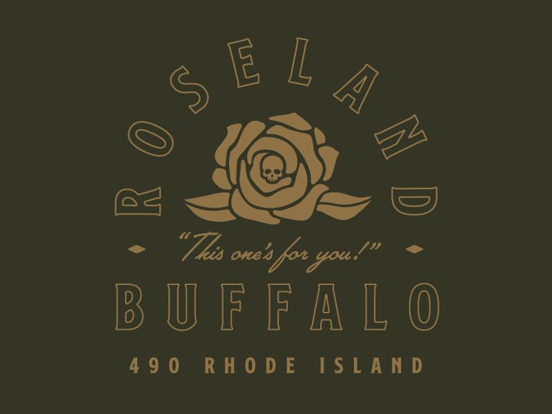 Roseland apparel bmco buffalo ny restaurant bar skull rose