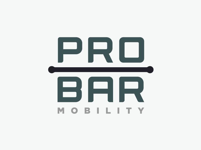 ProBar Mobility Concept 2 stronghold studio buffalo ny logo branding health gym fitness