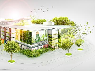 Victoria Gardens Mall Visualization