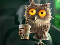 OKKO - NIGHT COFFEE FOR FREE