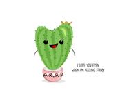 Cute cacti)