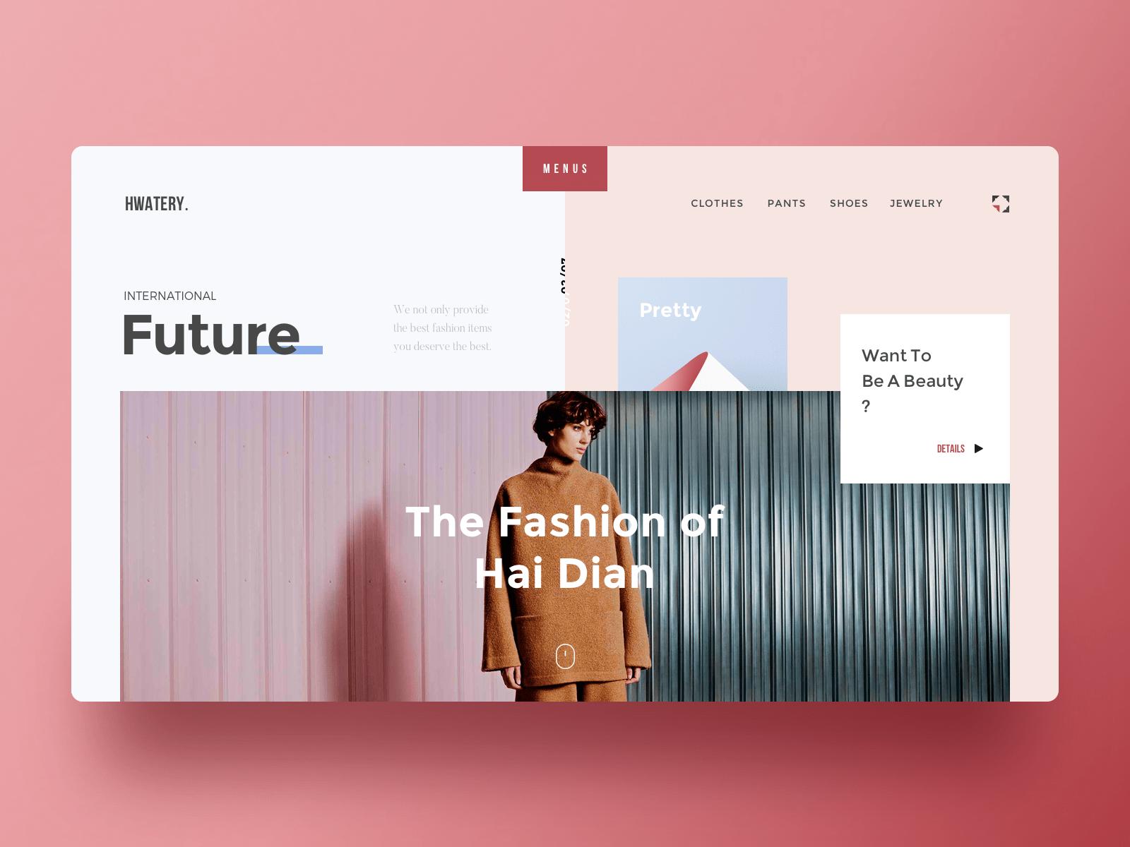 Monday Morning Web Design Inspiration