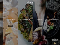 Nimb restaurants site