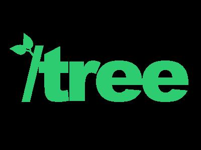 Tree main logo affinity designer logo