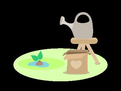 Illustration of the settings affinity designer illustration