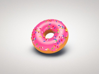 Donut c4d