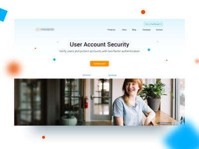 SMS Service company web