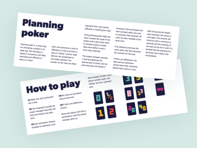 Planning poker – how to?