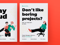 Posters for a Conference