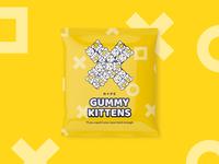 Gummy Kittens