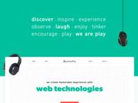 gotoAndPlay new website