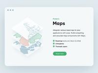 Geodatahub maps