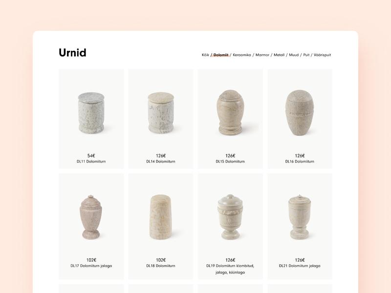 URNS burning nature wood dolomit vase ash urn crematoriums