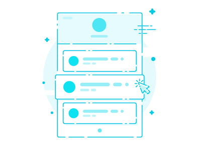 Wireframe App wireframe simple prototype material design illustration flat blueprint application ux ui app interface