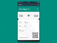 Day 74 - Boarding Pass