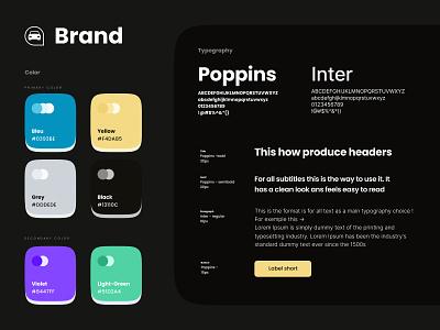 Brand lepermislibre 🖤 branding brand identity lepermislibre designsystem uikit style typography logo colors guidlines brand