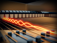 Walker Piano Concept Art