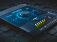 Dialogue Cleaner Audio Plugin 3D
