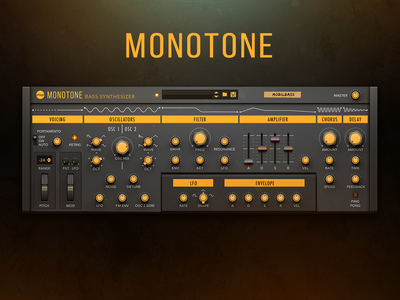 RE Monotone Synth for Propellerhead