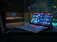 Music Studio on Asus Zenbook Pro Duo
