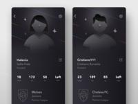 Profile default