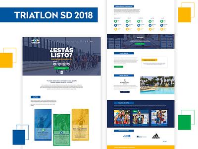 Triatlon SD 2018 sport