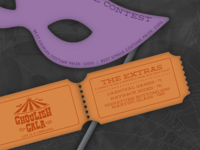 Ghoulish Gala Invitation