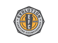 Evolution Fighting Championship Unused Logo