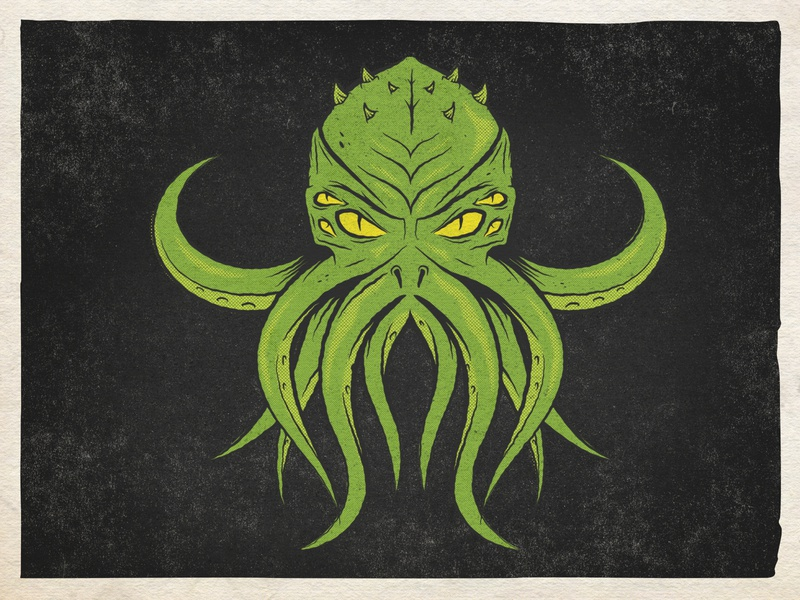 cthulhu comic book monster
