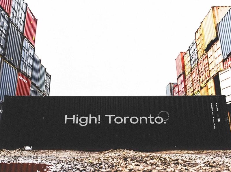 Tikitorch Container container luxury simple print digital social media marketing dark 自由设计师 平面设计 品牌设计 设计师 logo designer design 设计 logo visual identity branding
