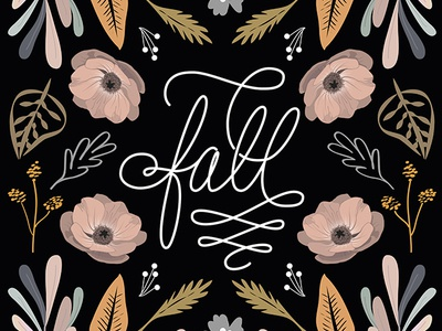 Fall has arived...