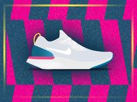 Nike React 2018