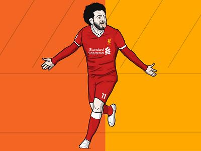 Mohamed Salah egypt english football uefa champions league soccer liverpool salah