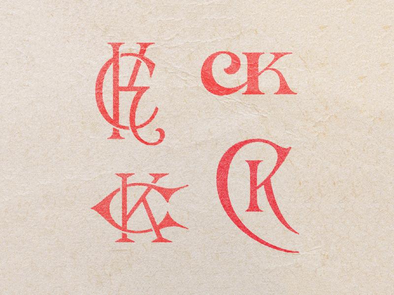 CK Monograms